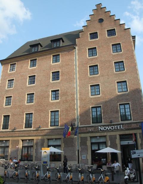 08.01.01 - Novotel Brussels