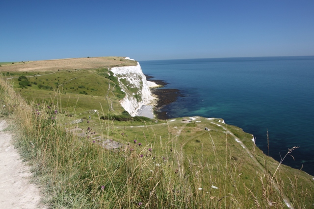 08.01.10 - White Cliffs walk