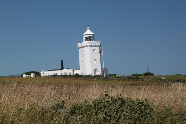 08.01.22 - South Foreland lighthouse