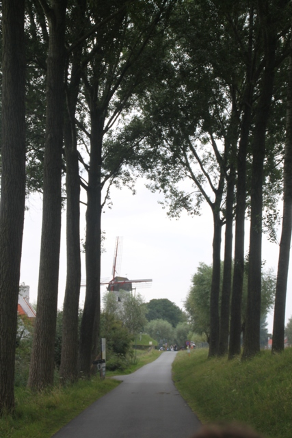 08.08.14 - Cycling to Damme