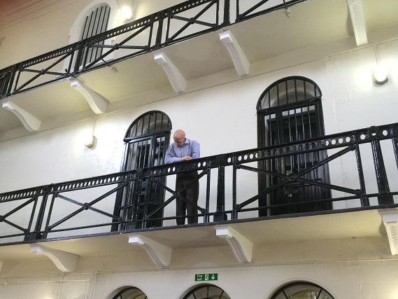 09.01.16 - Crumlin Road Gaol