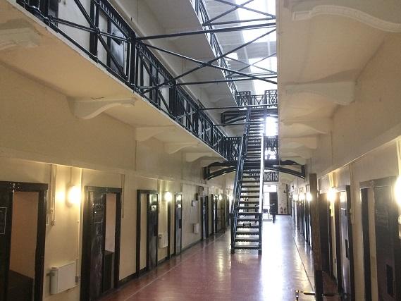 09.01.18 - Crumlin Road Gaol