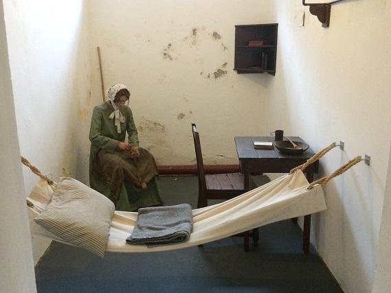 09.01.22 - Crumlin Road Gaol