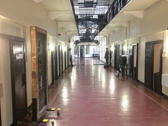 09.01.23 - Crumlin Road Gaol