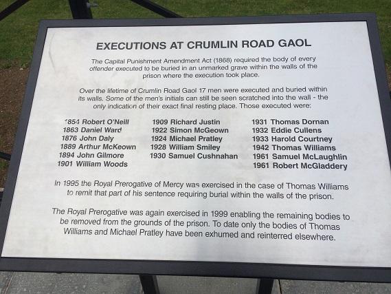 09.01.35 - Crumlin Road Gaol