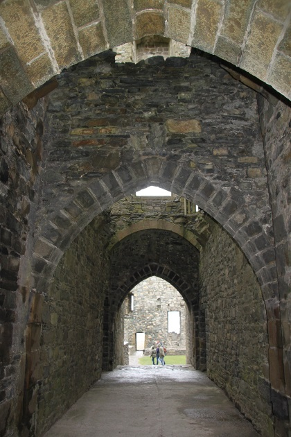 05.02.004 - Harlech Castle
