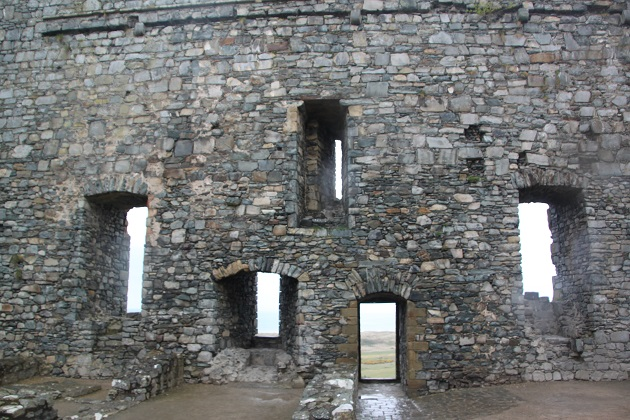 05.02.018 - Harlech Castle