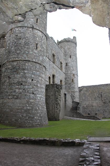 05.02.021 - Harlech Castle