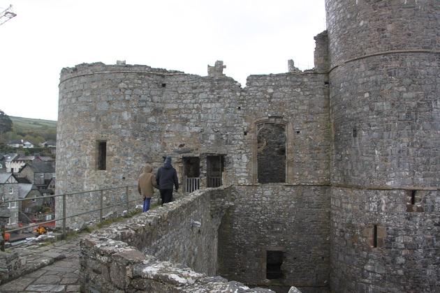 05.02.025 - Harlech Castle